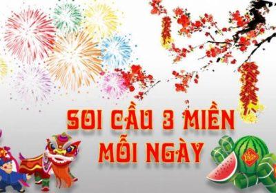 """Kinh Nghiệm Soi Cầu Ba Miền """"Bách Phát Bách Trúng"""""""